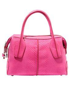 Tod's pink purse