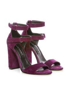 Sandale dama Strap Zone Marsala Piele Naturala