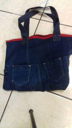 Bolsas Jeans de Ana Art