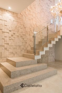 Stairs Tiles Design, Home Stairs Design, Granite Stairs, Staircase Contemporary, Wall Panel Design, Hallway Inspiration, Modern Exterior House Designs, Stairs Architecture, Creative Walls