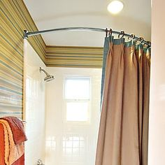 Nice Neo Angle Shower Curtain Rod Pictures Inspiration The Best