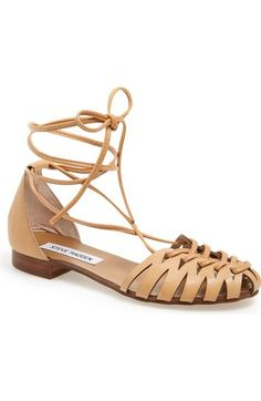 Steve Madden 'Leaondra' Flat (Women) available at #Nordstrom
