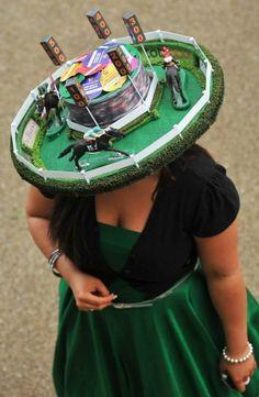 crazy headdress   LPnius: The most strange hats!