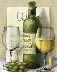 Valley Wine II (Vittorio Milan)