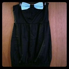 Nwot Sweet Love Bow Pinup Dress