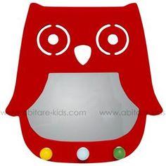 miroir porte porte manteau rouge mon bb chambre des enfants coat hanger red