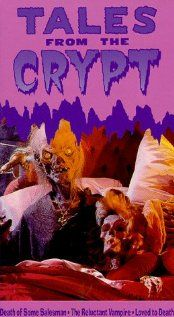 Tales From The Crypt (I used to sneak down to watch this late at night when I was 5 or 6 years old with captions rather than using the volume, my love for horror started early & my mom would always scold me for doing it but I craved the adrenaline haha.)