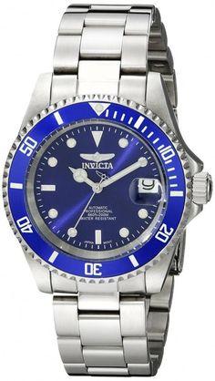 2568c8183186 Invicta automatisk Pro Diver 200M blå urskive INV9094OB 9094OB Herreur