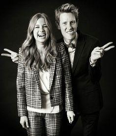 Emily Vancamp & Gabriel Mann