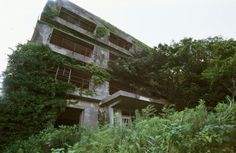 Abandoned house in Japan