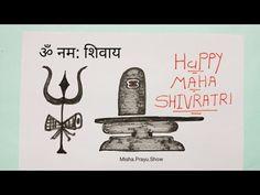 Maha Shivratri 2021 | How To Draw Shivling Drawing | Shivling Drawing Easy Step by Step - YouTube Drawing Competition, Hindu Festivals, Lord Shiva, Easy Drawings, Youtube, Character, Art, Art Background, Kunst