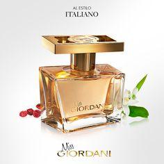 Eau de parfum Miss Giordani d& Deodorant, Cosmetics & Perfume, Beauty Makeup, Perfume Bottles, Rich Life, Lotions, Sweden, Blush, Nature