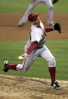 Brad Ziegler, Arizona Diamondbacks
