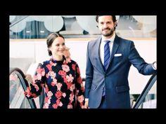 Prince Carl -Philip & Princess Sofia attended Friends World Anti Bullyin...