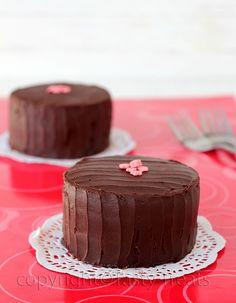 Chocolate Biscuit Cake... quick, easy, no-bake dessert