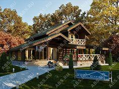 """Проект дома """"Азалия"""" фото 1"""