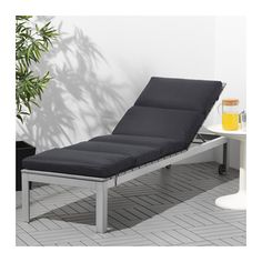 FALSTER Chaise - gray, - - IKEA