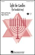 Light the Candle (The Hanukkah Song) - ShowTrax CD