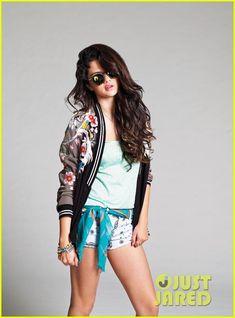 Selena Gomez Covers 'Nylon' February 2013
