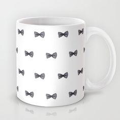 Bows Bows Bows! Mug by Social Proper - Society 6