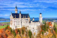 Alemanha - A história da Cinderela pode ser um conto de fadas, mas o seu Castelo existe de verdade