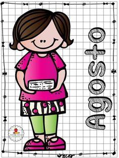 Teacher Gifts, Back To School, Decoupage, Christmas Crafts, Preschool, Clip Art, Classroom, Scrapbook, Spanish Class