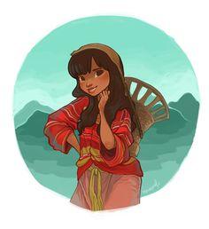 Filipino Indigenous women on Behance