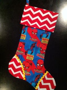 Cool Christmas stockings for your little football fan! Fill with ...