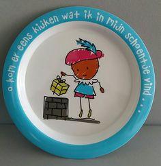 Sinterklaas bord