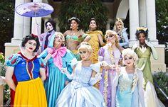 drag, drag queen, bearded lady, bearded drag, drag makeup, Adriana Sparkle, Disney, Disney drag, cosplay, Disney cosplay