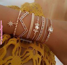 Pin from Shay on DaShayBrand © HardCandy in 2019 - jewelry accessories ideas Aztec Jewelry, Dainty Jewelry, Boho Jewelry, Jewelry Bracelets, Jewelry Accessories, Fashion Accessories, Fashion Jewelry, Women Jewelry, Jewelry Design