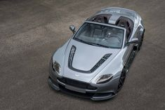 Q by Aston Martin reveals special Vantage GT12 Roadster at Goodwood