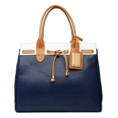 Bolsa azul marina!