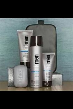 Mary Kay has skin care for everyone in your home! Contact me today!