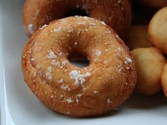 Beignets, Cupcake Recipes, Dessert Recipes, Dessert Ideas, Canadian Dishes, Donut Muffins, Christmas Preparation, Creative Food, Doughnuts