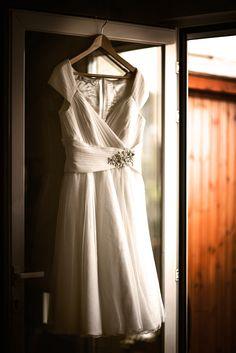 El vestido de Noe, tan bonito y original como ella - Will Marsala Wedding Photography