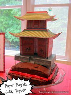 Paper Pagoda
