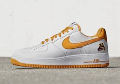 """EffortlesslyFly.com - Kicks x Clothes x Photos x FLY SH*T!: Nike Air Force 1 Low """"Los Angeles"""""""