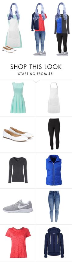 """""""{""""Young Wild and Free"""" Music Video} Lizzy"""" by officaledgegirls ❤ liked on Polyvore featuring Kate Spade, Chloé, Venus, Lands' End, NIKE, Proenza Schouler and plus size clothing"""