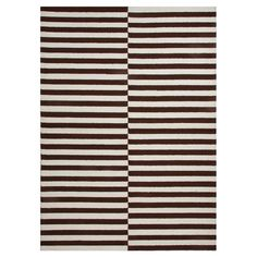 Hamptons Indoor/Outdoor Rug in Brown