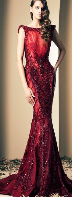 60+ Beautiful Red Wedding Dress Inspiration