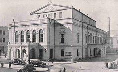 teatrul national Little Paris, Bucharest Romania, Time Travel, Life Is Good, Street View, Memories, Bucharest, Memoirs, Souvenirs