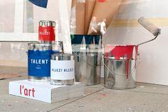 SPORTHAUS SCHUSTER / Aktion zur Europameisterschaft 2016 / #europe # football #france / by Zeichen & Wunder, München Corporate Design, Schuster, Canning, France, Art, Action, Kunst, Brand Design, Home Canning