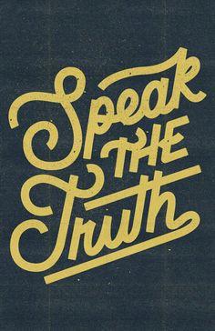 Typographic Quotes: Something To Believe In
