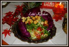 GreenSalad #LitasKitchen #Delicious #Beautiful