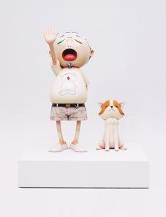 """Takashi Murakami, """"Pom  Me"""", 2009"""