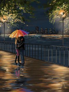 """Kiss"" by Veronica Minozzi"