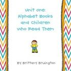 1st Grade Unit 1 $5.00 I have created this unit as a resource to support the Common Core Curriculum Maps Unit 1 for first grade. The title of this unit is Alphabet Books ...