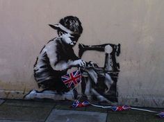 For those who were unable to see the piece of art that's not gone! here is the Turnpike Lane Banksy