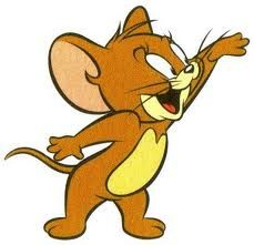 Omg, I love Jerry Mouse!